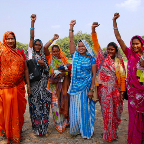 The rise of women's emPOWERment in India