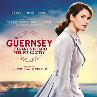 The Guernsey Literary and Potato Peel Pie Society Movie